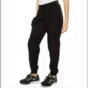 Nike Flex Pant Woven Elastic Waist Ankle 803087 M